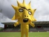 Tom's Bedtime Story: Soccer's Scary New Mascot