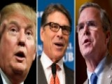 Trump Starts Twitter War With Bush, Perry