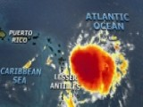 Tropical Storm Erika Intensifies Expected To Hit Florida