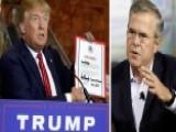 Trump Signs RNC Pledge Amid Feud With Bush