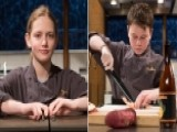Teen 'Chopped' Stars On Cooking Under Pressure