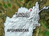 Taliban Captures Key City In Northern Afghanistan
