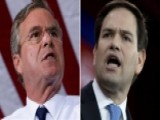 Tension Heats Up Between Jeb Bush, Marco Rubio