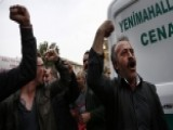 Turkey: Mourners And Police Clash At Bombing Site