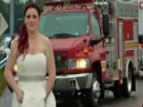 Tennessee Bride Leaves Own Wedding To Report As EMT