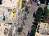 Three Rescued After Houston Scaffolding Collapse