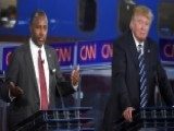 Trump And Carson To Get Secret Service Protection
