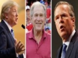 Trump, Jeb Spar Over George W. Bush