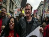 Tarantino Not Backing Down On Police Comments