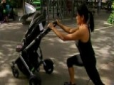 Trainer's Tips To Help Moms Sneak In Workouts