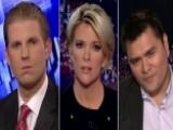 Trump's Son Defends 'deportation Force' Plan