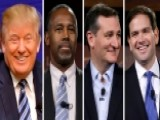 Trump On Top, Carson Slips, Cruz And Rubio Rise In New Poll