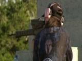 Taya Kyle Takes Aim During Sniper Shootout