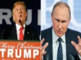 Trump's 'bromance' With Putin Slammed By Rivals