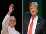 Trump Tied With Pope Francis As 2015's 2nd Most Admired Man