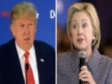 Trump Clinton Tied In Hypothetical Match-up, Poll Says