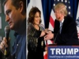 Ted Cruz Reacts To Sarah Palin's Endorsement Of Trump