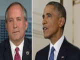 Texas Attorney General Filed Lawsuit Against Obama's Orders