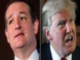 Trump Vs. Cruz Rivalry Continues To Escalate