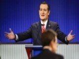 Ted Cruz Complains About GOP Debate Questions