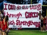 Texas Court Rules Cheerleaders Can Display Bible Verses