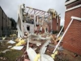 Twisters Rip Through The South, Leave Path Of Destruction