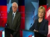 Tensions Flare At First One-on-one Democratic Debate