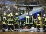 Train Crash In Germany Kills At Least 8, 150 Injured