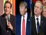 Trump Vs. GOP Rivals In South Carolina