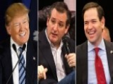 Trump Leads In South Carolina, Rubio And Cruz Vie For Second