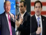 Top GOP Candidates Battle For Texas And 155 Delegates