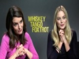 Tina Fey And Margot Robbie Turn The Tables On Ashley Dvorkin