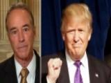 Trump Picks Up Endorsement From Rep. Collins
