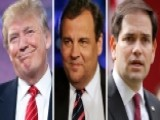 Trump Trumps 'Marco-mentum' With Christie Endorsement