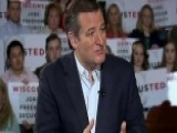 Ted Cruz: Public Must Decide Abortion Issue