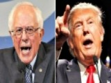 Trump On Sanders' Pope Visit: Can't Do Much In 5 Minutes