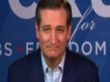 Ted Cruz On Fight For Delegates, Campaign Against Clinton