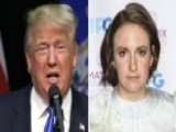 Trump On Lena Dunham's Threat To Flee USA: Great For America