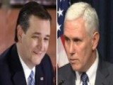 Ted Cruz Wins The Support Of Indiana's Governor