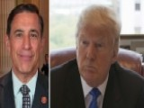 Trump Supporter Rep. Issa: No President Is Perfect