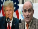 Trump May Ask Giuliani To Lead Commission On Radical Islam