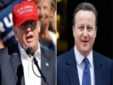Trump Doesnt Think He And British PM Would Get Along