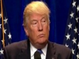 Trump: We Allowed The Killer's Family To Come Here