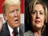 Trump And Clinton Sharpen Attacks