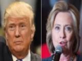 Trump Slams Clinton In Campaign Address