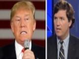 Tucker Carlson: Donald Trump Facing 'an Emergency'