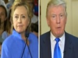 Trump, Clinton Trade Jabs Over UK's Brexit Vote