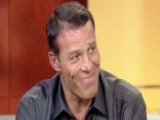 Tony Robbins Talks 'Tony Robbins: I Am Not Your Guru'