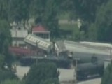 Train Derailment In Kentucky Prompts Shelter In Place Order