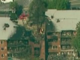 Teams Searching Debris Af 00004000 Ter Maryland Apartment Explosion